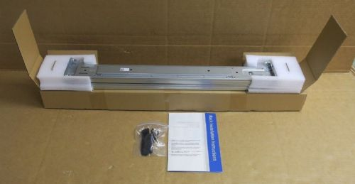 New Dell EqualLogic 2U PS6100 PS6110 PS6210 Rack Mount Rail Kit